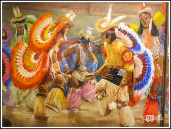 Details of Pow-Wow. By Willard Midgette