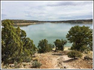 View of Navajo Lake