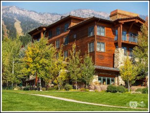 Hotels at Teton Village