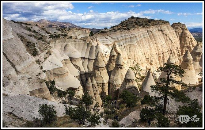 The Amazing Slot Canyon Trail at Kasha-Katuwe Tent Rocks National Monument