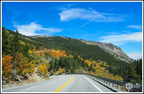 Descent From Monarch Pass