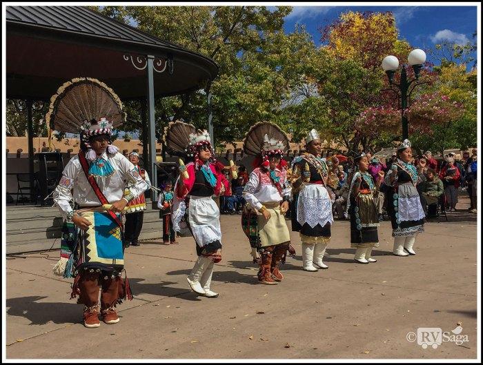 Turkey-Dance-by-Zuni-People