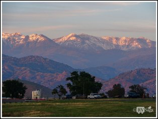 Sierra Nevada at Sunset. Photo Credit: Stephen Jones