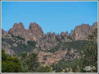 The Pinnacles Peaks