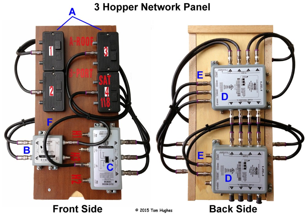 medium resolution of dish hopper super joey wiring diagram 37 wiring diagram