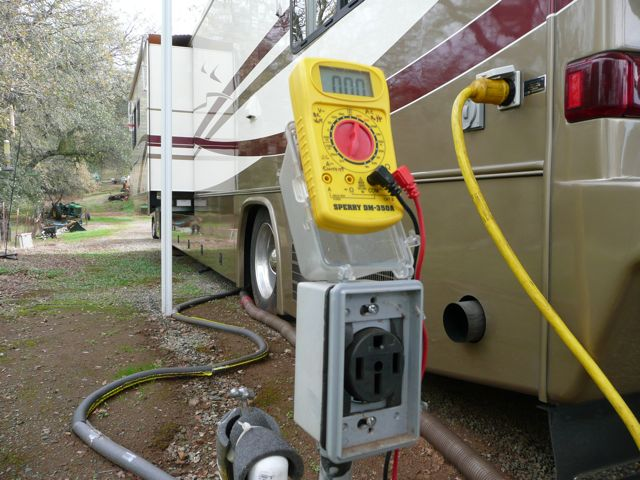 Plug Wiring Diagram On 7 Pin Semi Truck On Camper Power Plug Diagram