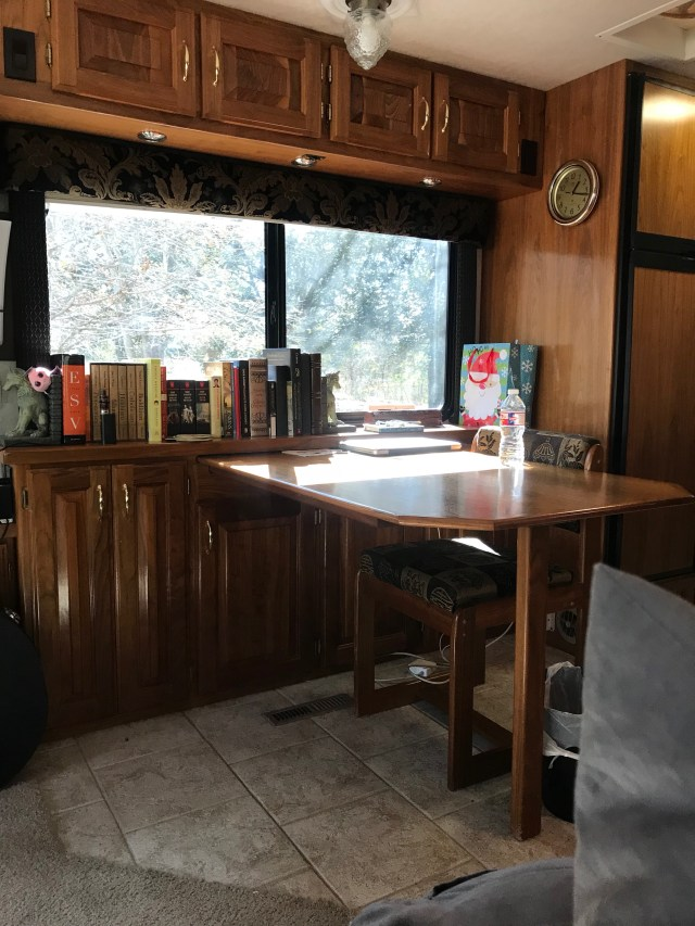 Moving into an RV