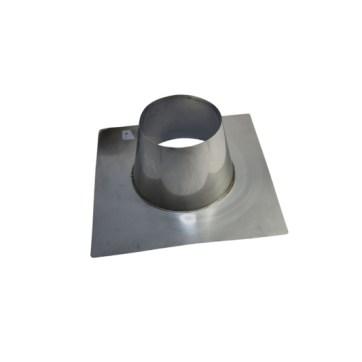 DW 150x200 dakplaat plat 00-10 graden RVS