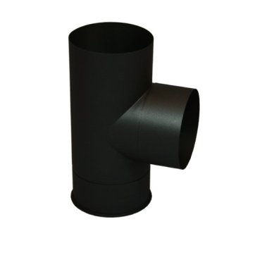 EW 120 0,6 mm T-stuk inclusief dop