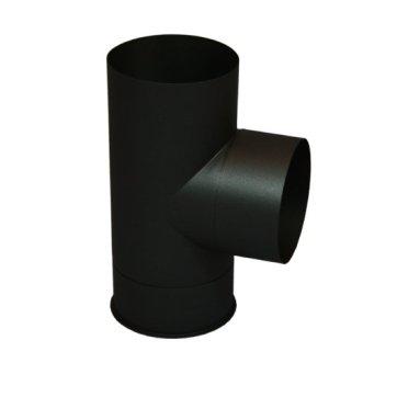 EW 120 2,0 mm T-stuk 90 graden inclusief dop