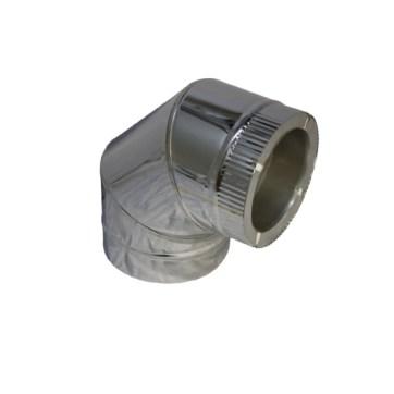 Isotube Plus 150x200 bocht 90 graden