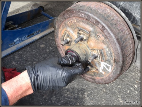 """Wheel maintenance — """"An ounce of prevention is worth a pound"""