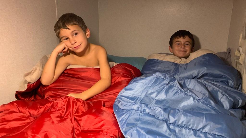 Large Bunk Beds
