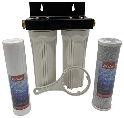 """Caravan Camper Van Water Filter System  HEAVY DUTY Housings 3//4/"""" Ports"""