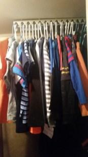 Clothing storage ideas  RV Wives