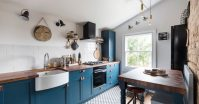 Six Ways to make the most of your single-wall kitchen