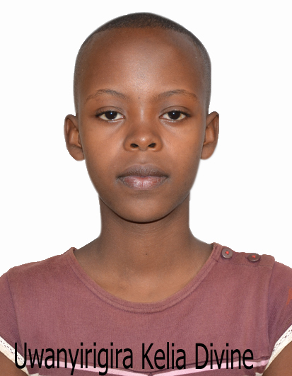 Kelia Divine - 8th grade