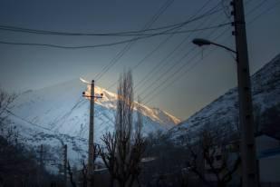 Alborz Mountains, North of Tehran