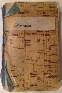 Patissier_Rezeptbuch_alt