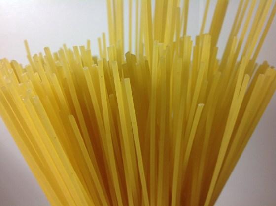 Einfache Spaghetti