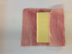 Käse einpacken