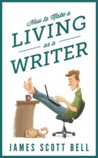 How to Make a Living as a Writer Cover
