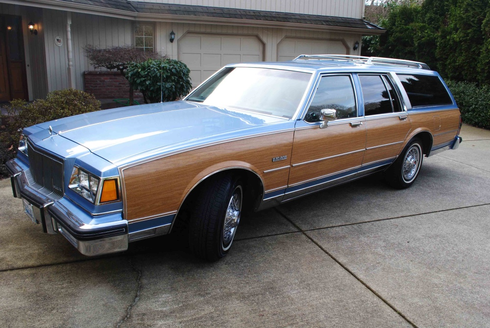 hight resolution of 1988 buick lesabre estate wagon woody station wagon