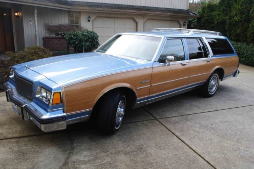 small resolution of 1988 buick lesabre estate wagon woody station wagon