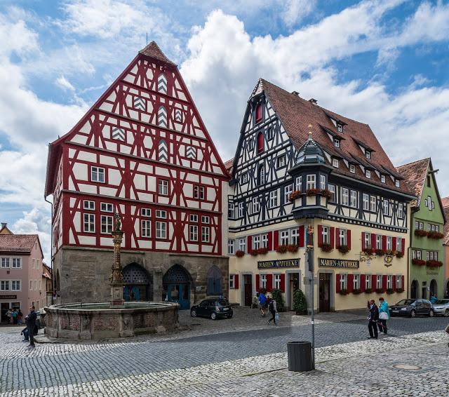 أجمل 10 مدن ألمانية