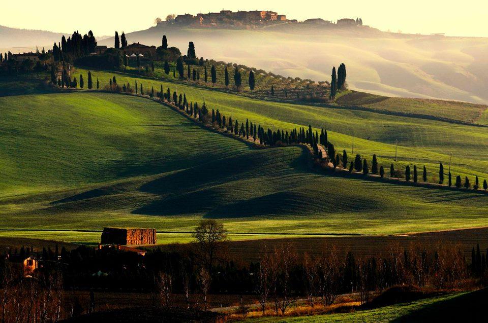 إقليم توسكانا الإيطالي