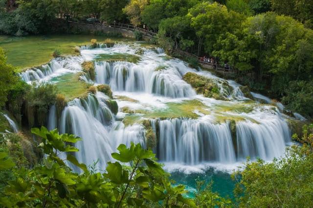 حديقة كركا الوطنية في جنوب كرواتيا