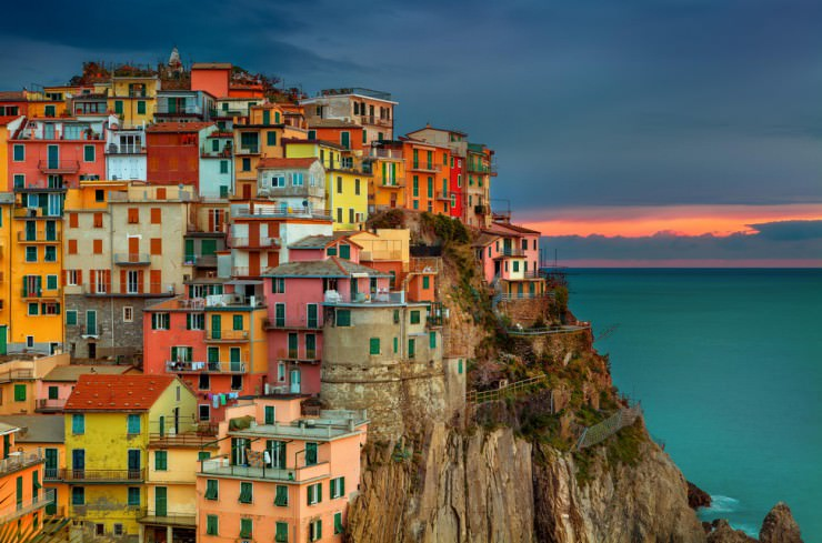 مانارولا، إيطاليا