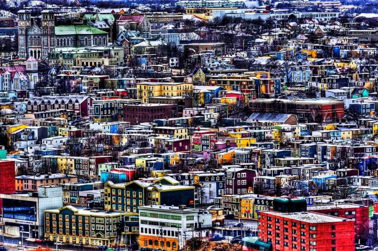سانت جون، نيوفاوندلاند ولابرادور، كندا