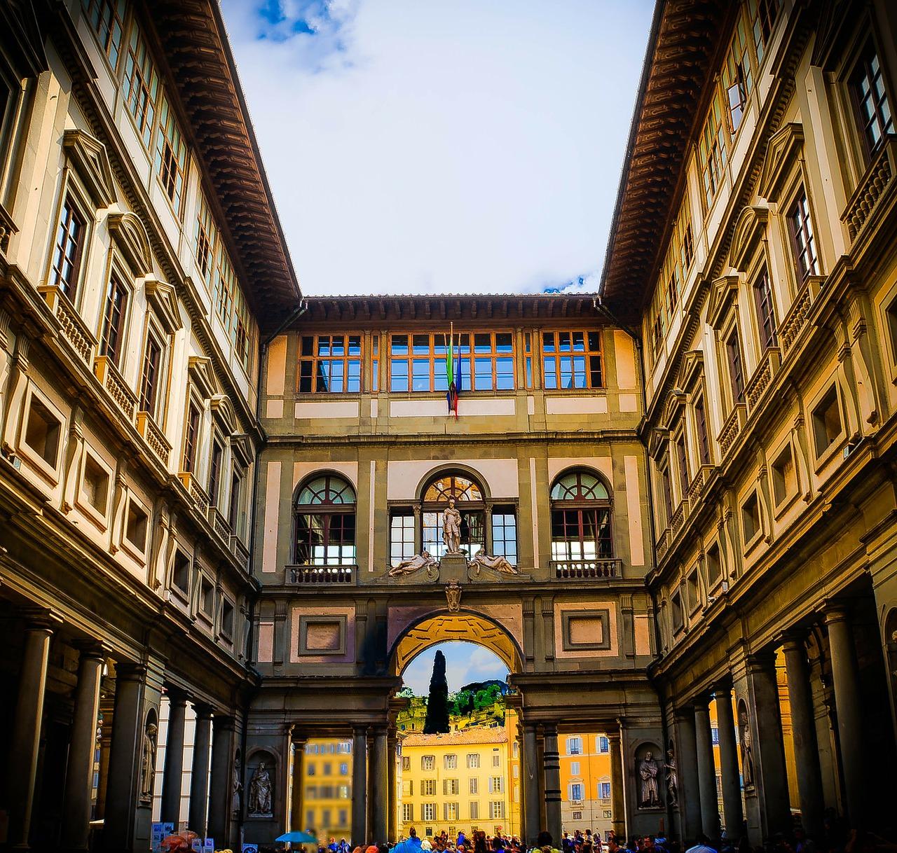 وجهات سياحية في إيطاليا
