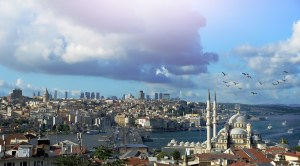 زيارة اسطنبول
