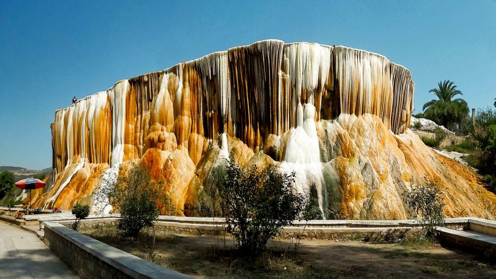 حمام المسك والطين، بمدينة قالمة