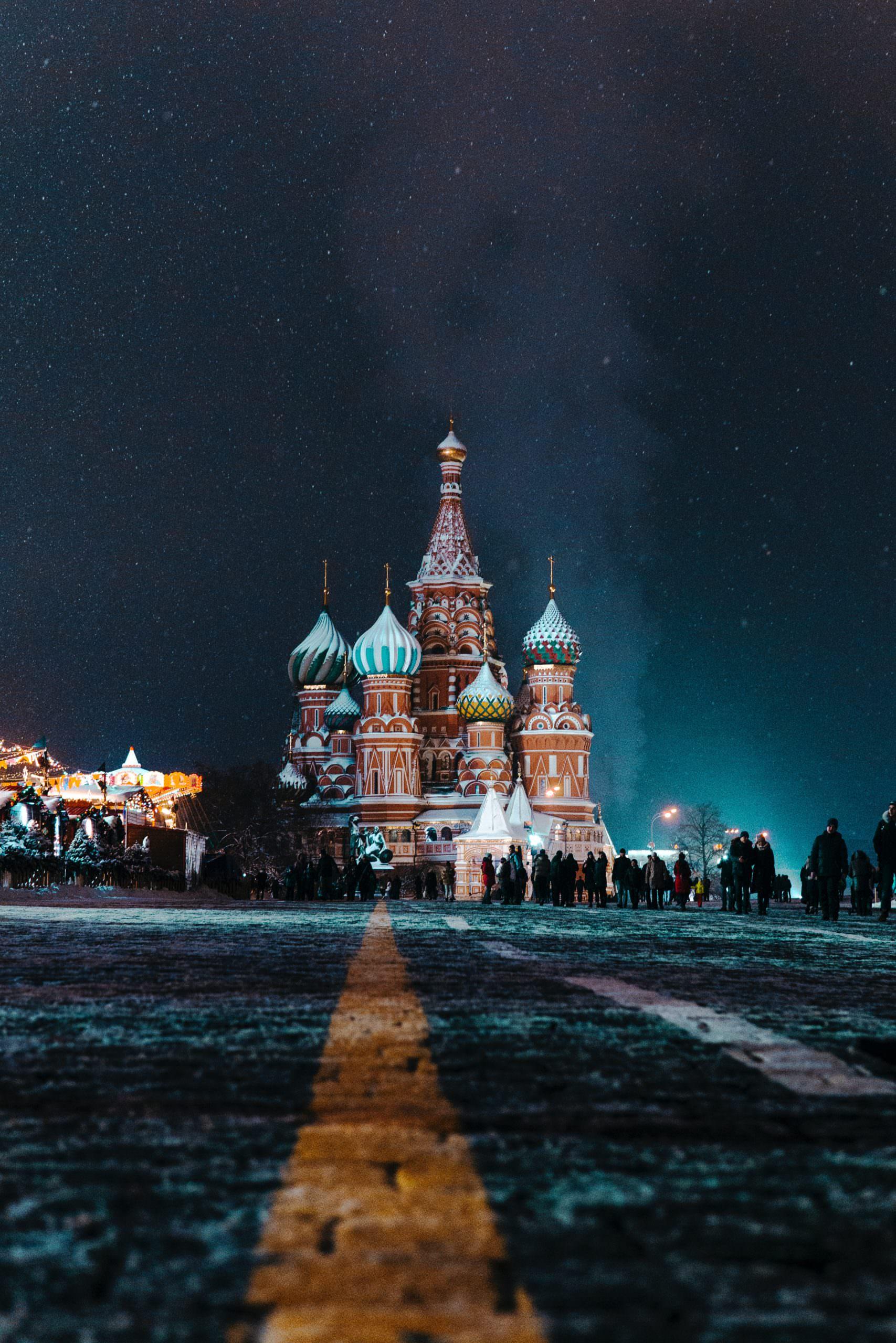أفضل المدن المناسبة للزيارة في روسيا