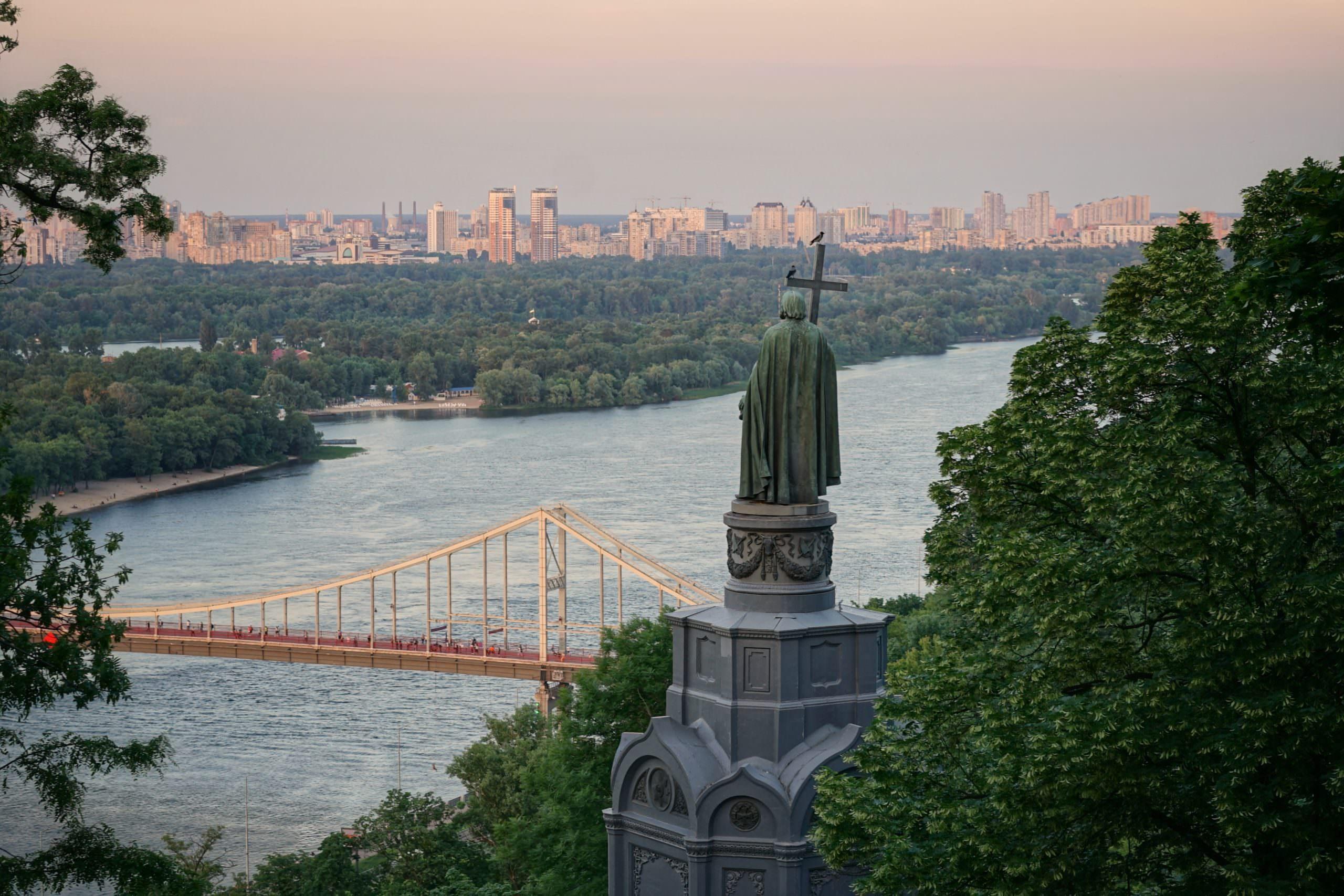 أجمل وأفضل المعالم السياحية في كييف – أوكرانيا