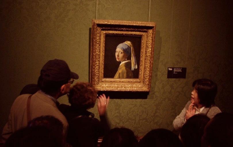 اللوحات الفنية