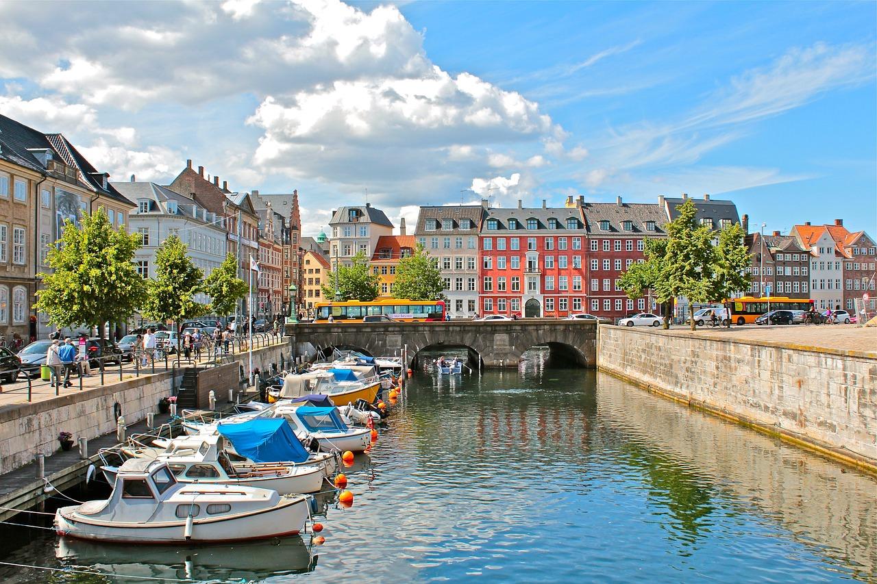 أهم المعالم والمواقع في كوبنهاغن