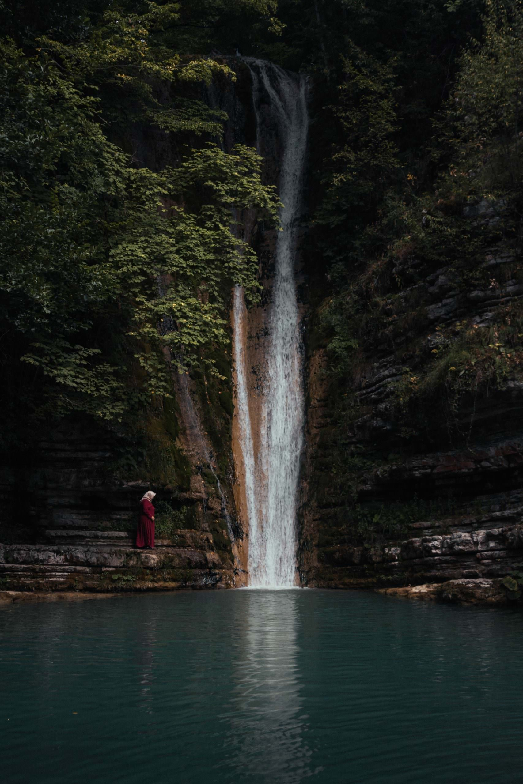 أجمل الشلالات في تركيا