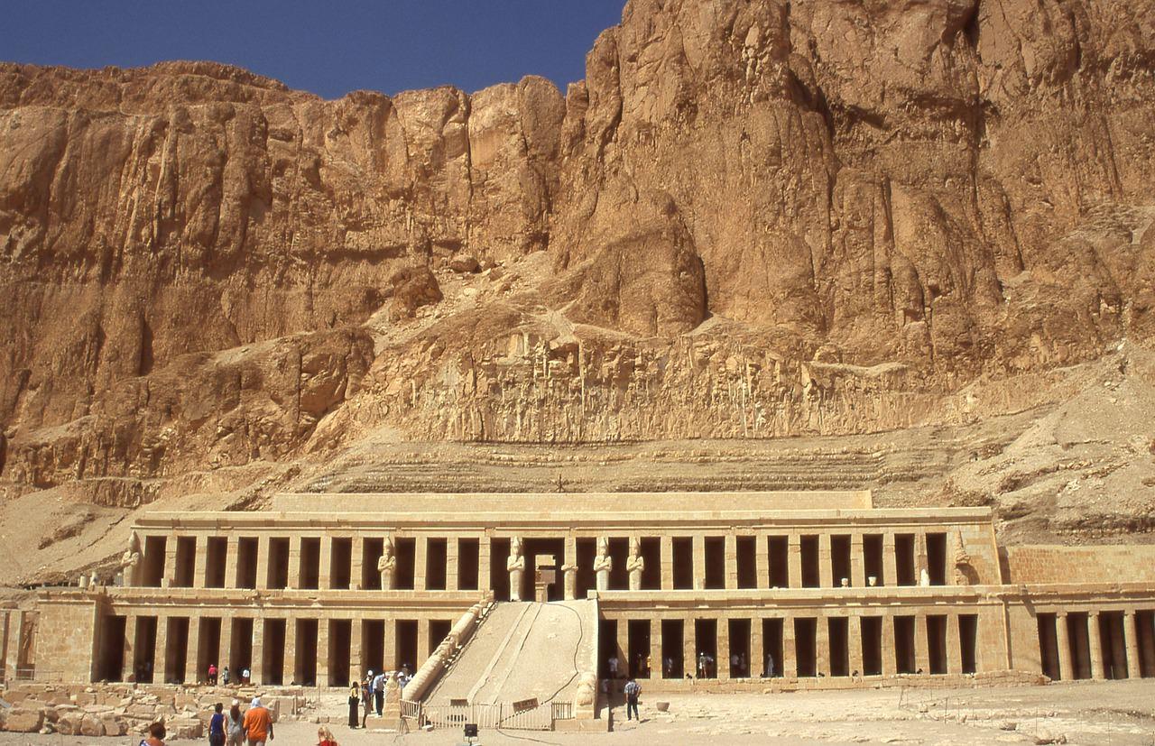 المعابد المصرية