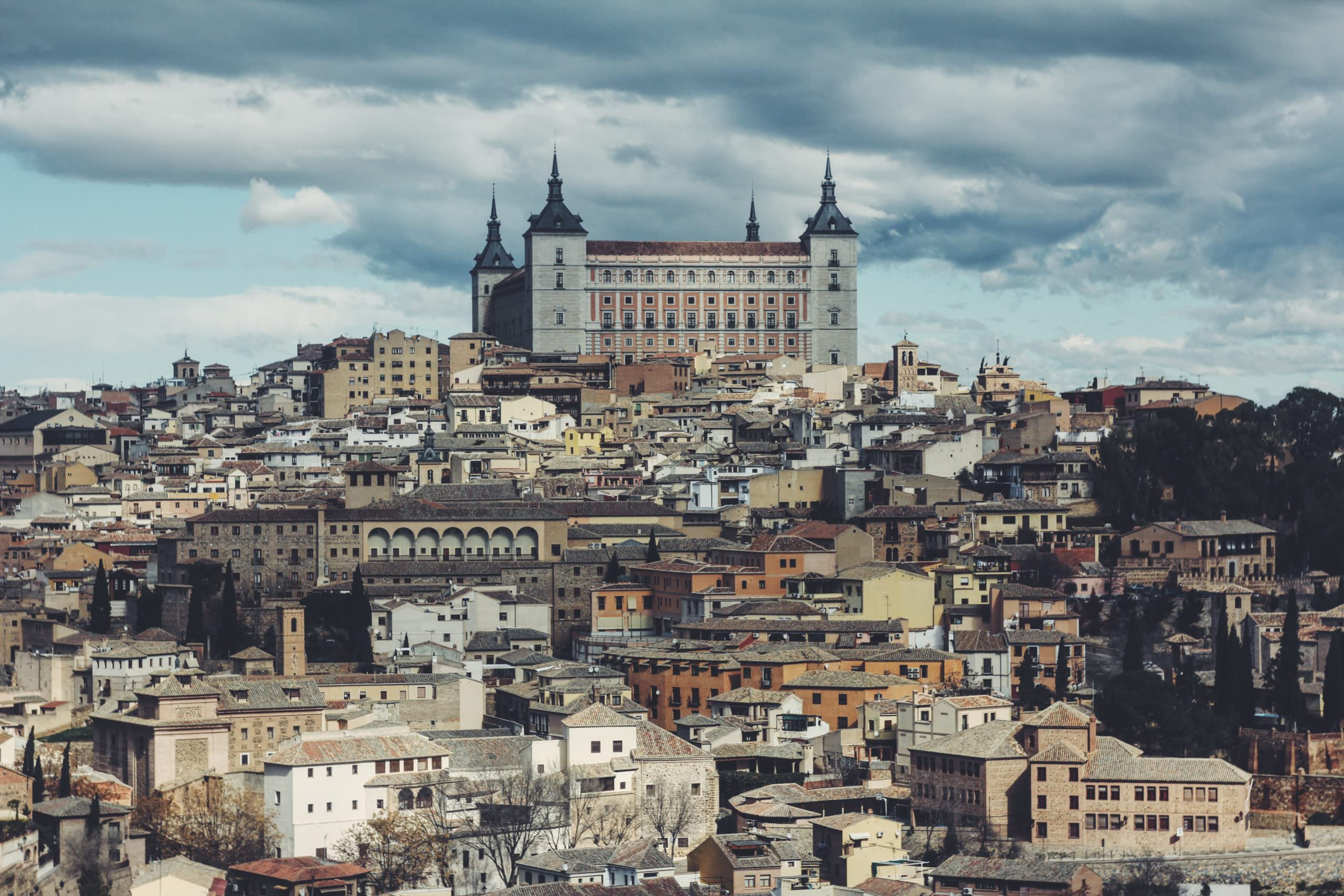 أجمل القلاع في مدريد