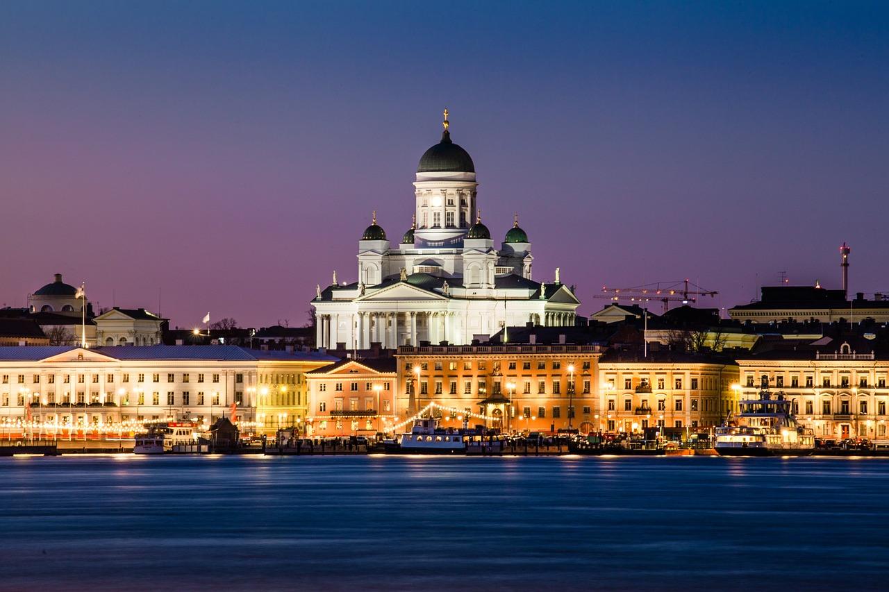 أفضل مناطق الجذب السياحي في هلسنكي ، فنلندا
