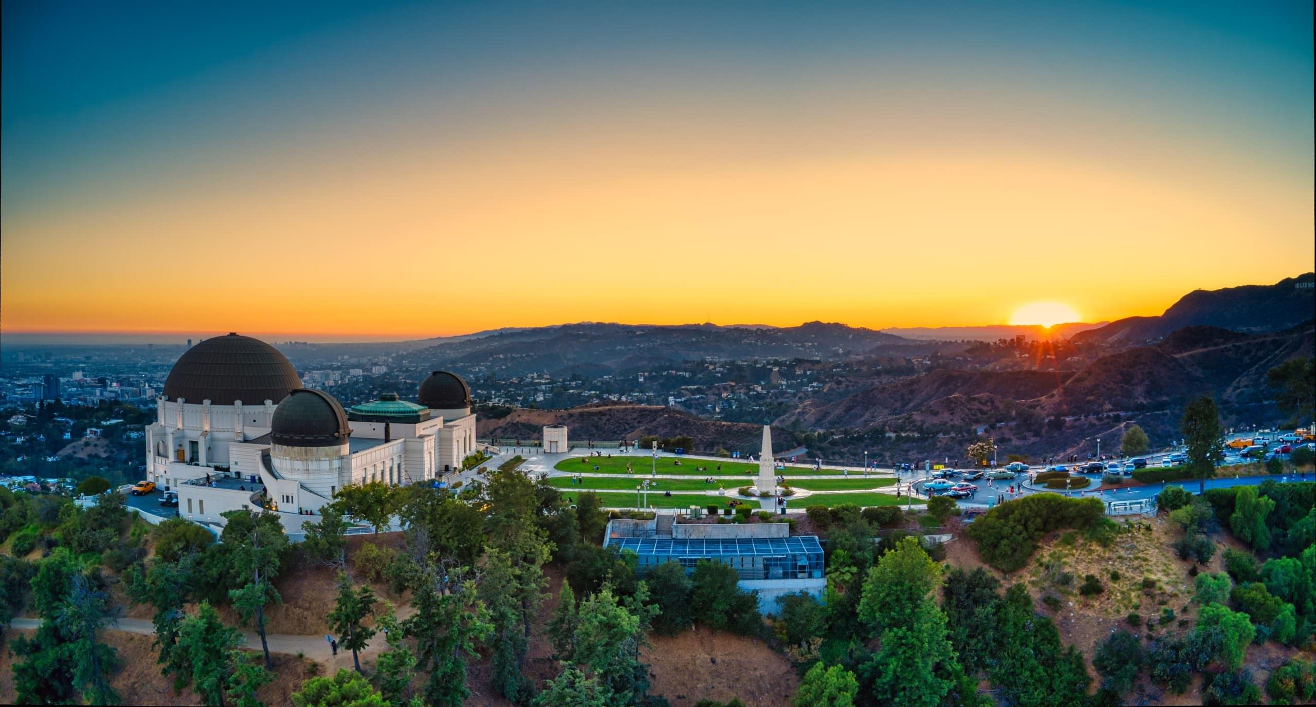 أفضل مناطق الجذب السياحي في لوس أنجلوس ، أمريكا