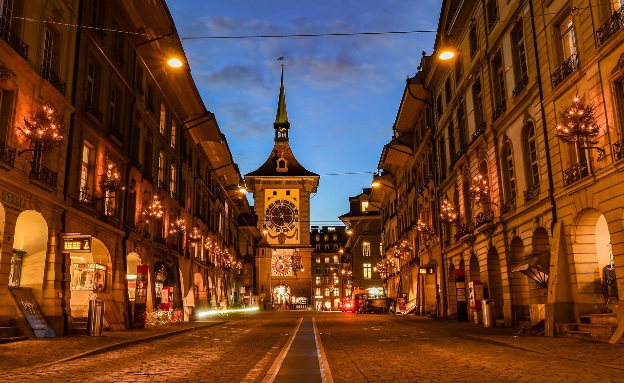 أجمل الأماكن السياحية في برن ، سويسرا