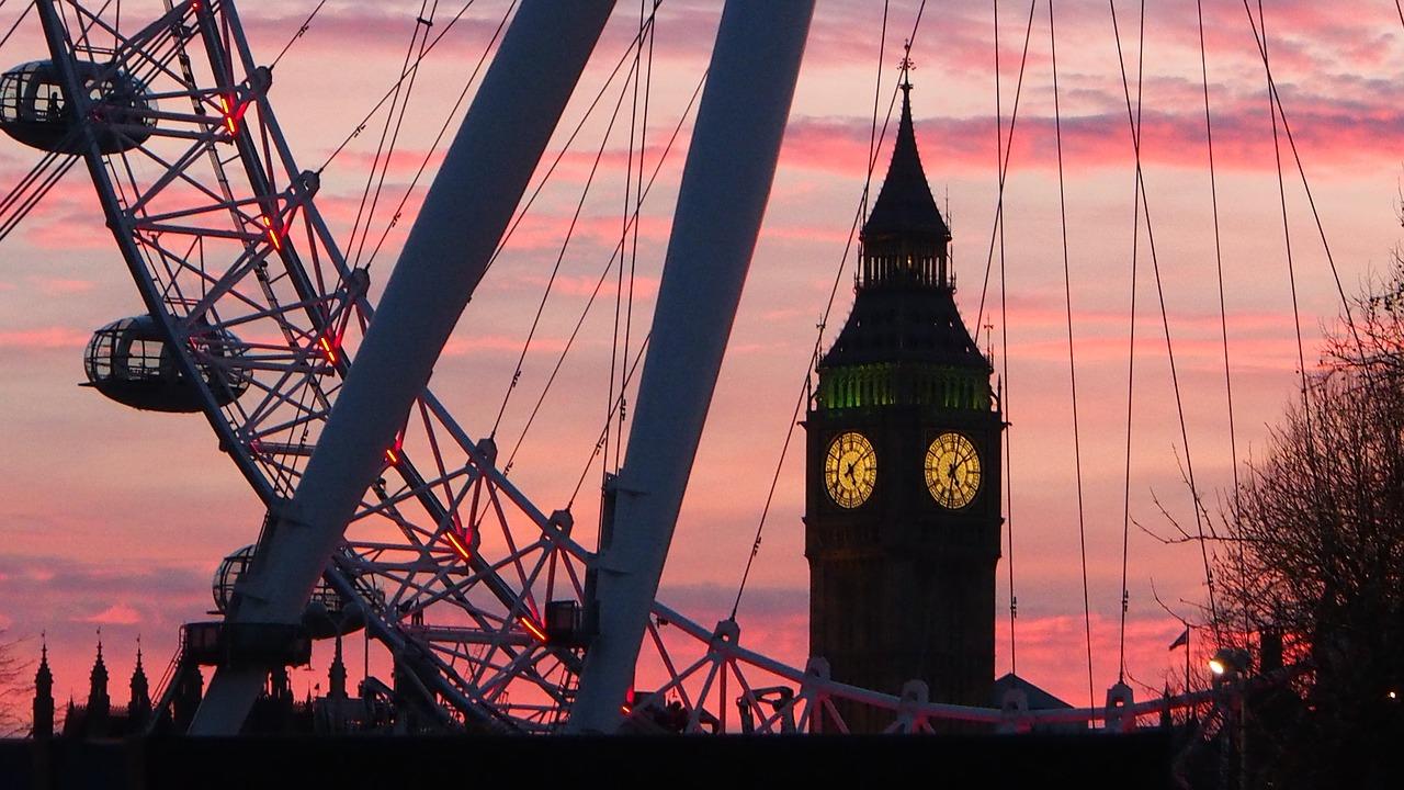 مدن مخيفة ومرعبة في بريطانيا