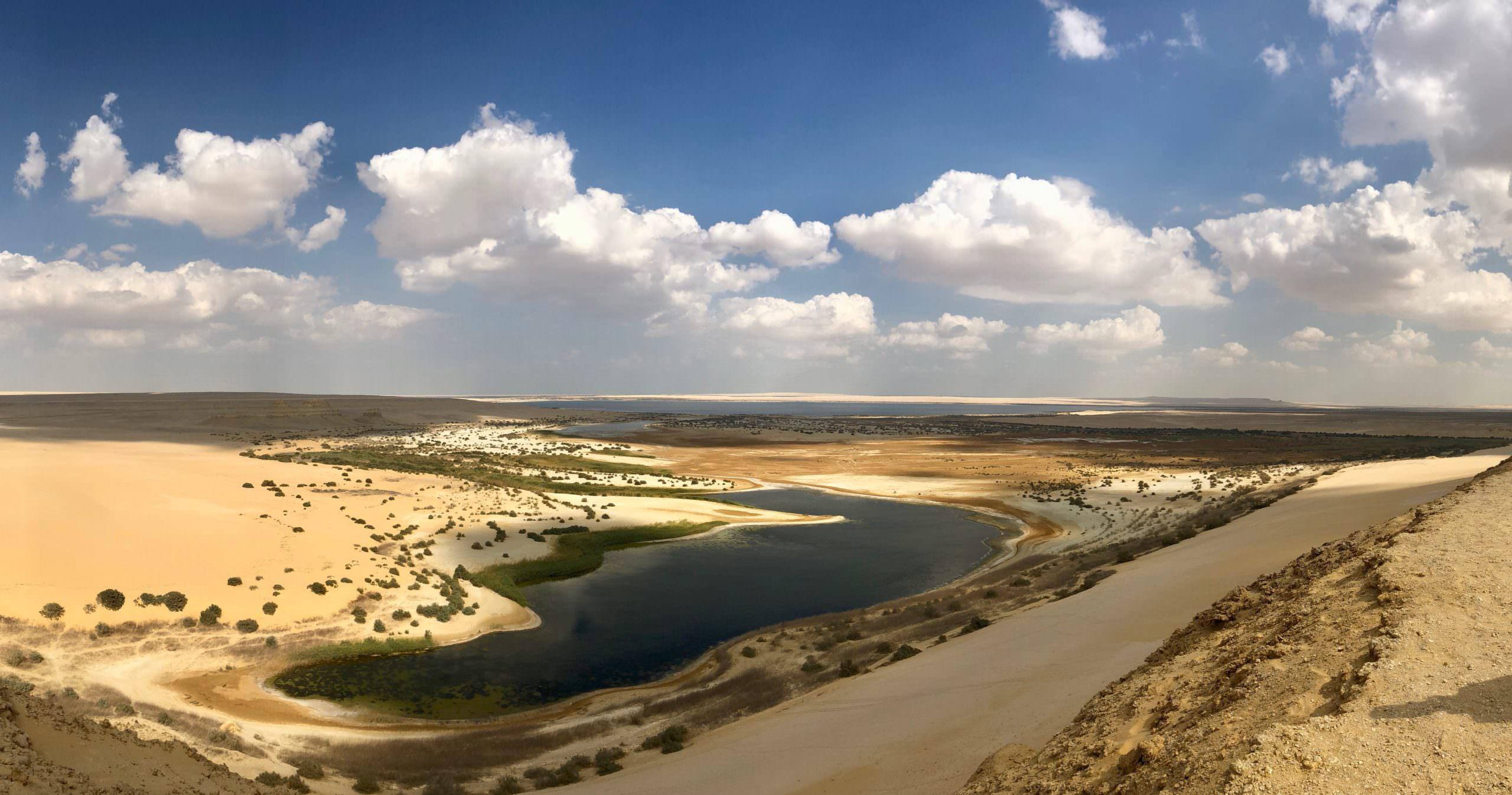 تعرف على أجمل بحيرات مصر