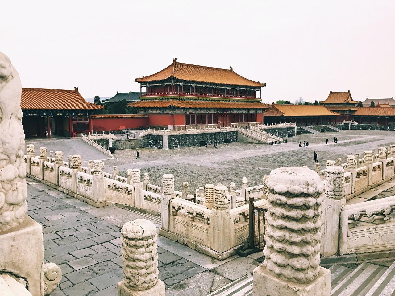 مواقع ذات مناظر خلابة في بكين ، الصين