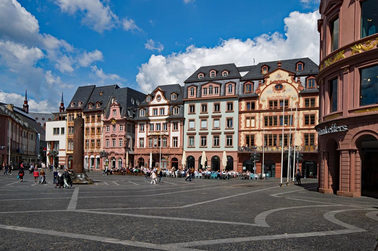 مناطق الجذب السياحي الأعلى تقييماً في ماينز ، ألمانيا